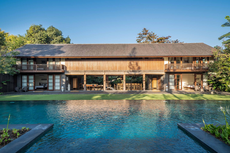 Villa Amita Canggu Indonesia Luxury Villa Bali Villa 7 Bedrooms Villa